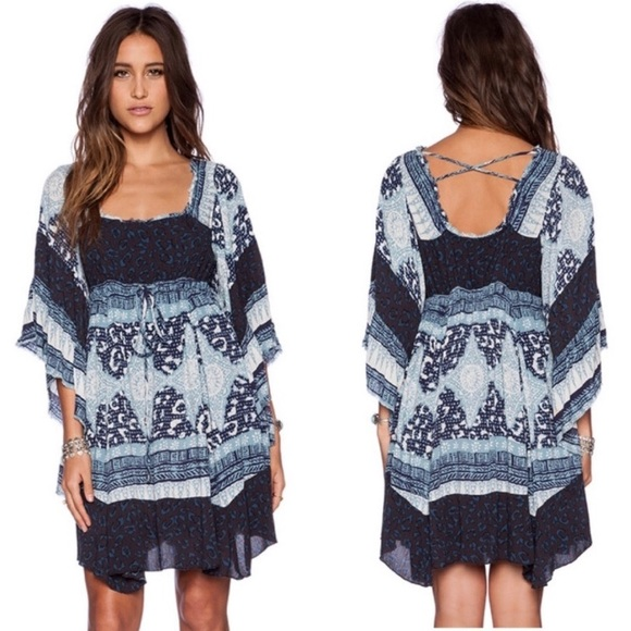 Free People Dresses & Skirts - Free people | Heart of gold Babydoll dress XX